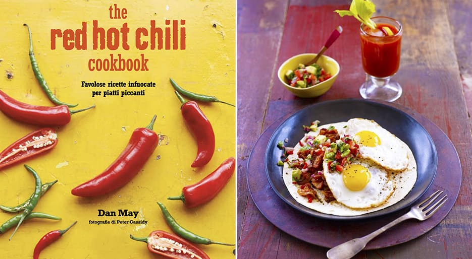 The red hot chili cookbook