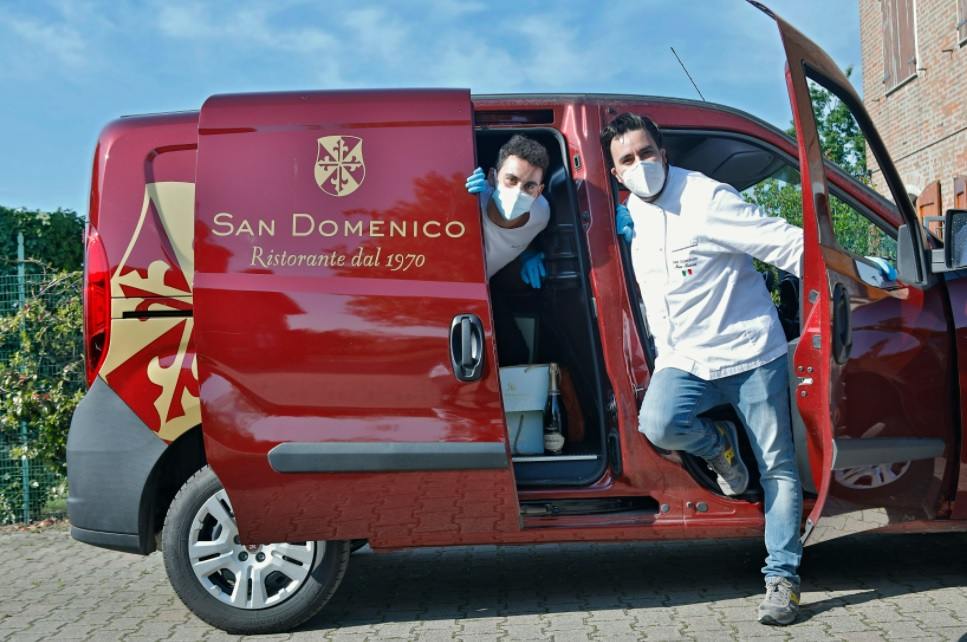 San Domenico Delivery