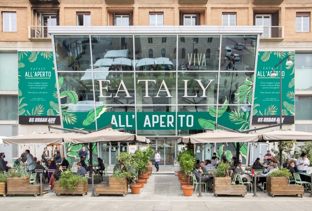 Eataly All'aperto