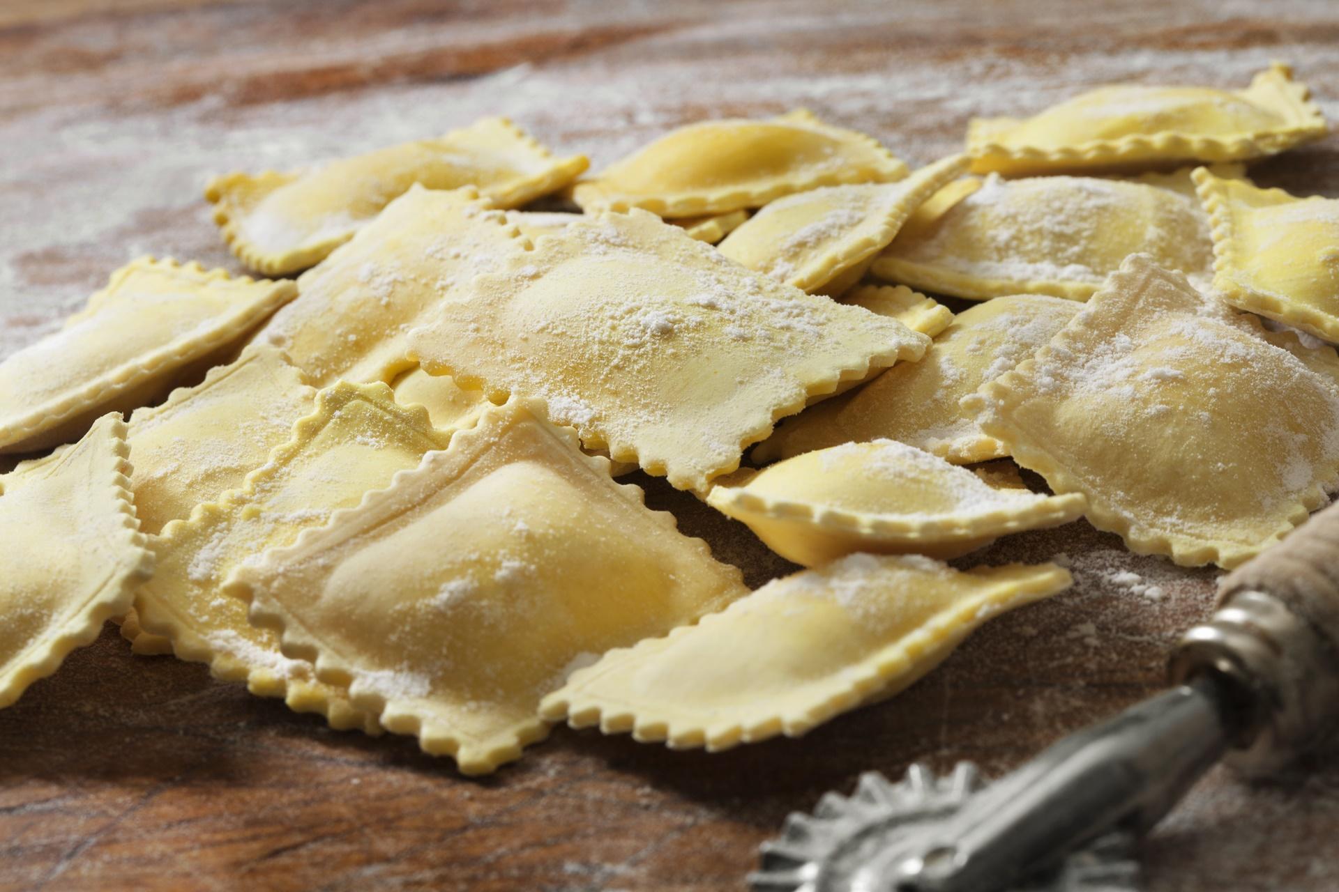Ricetta Ravioli Sardi Fatti In Casa.Ravioli Fatti In Casa La Ricetta Per Prepararli