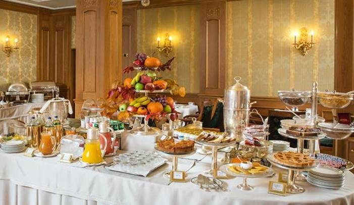 grand hotel majestic brunch bologna