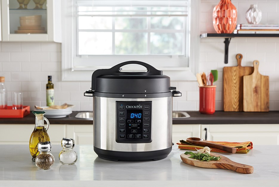 Crock-Pot_Express Cooker_Lifestyle 1 (Multigrain)