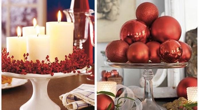 Tavola di Natale, le decorazioni fai da te più facili