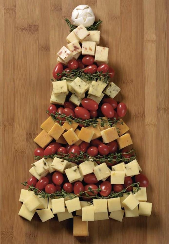 Antipasti A Forma Di Babbo Natale.Idee Fai Da Te Per Natale 25 Soluzioni Geniali Per Natale
