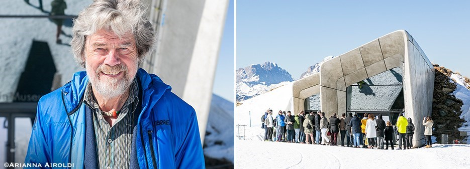 Reinhold Messner Mountain Museum