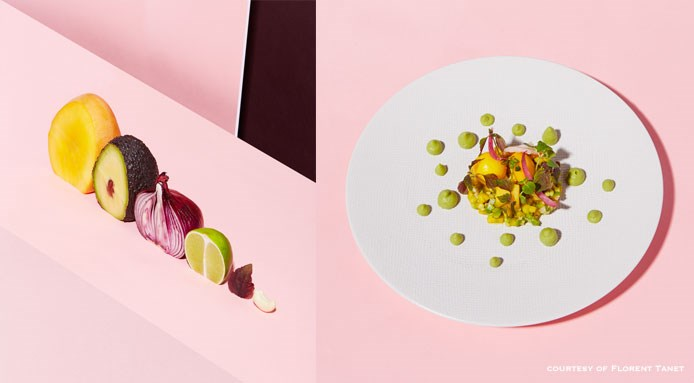 Salad by Alessandra and Olivier Montagne