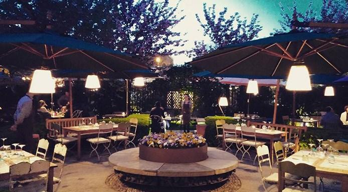 al fresco ristoranti all'aperto milano