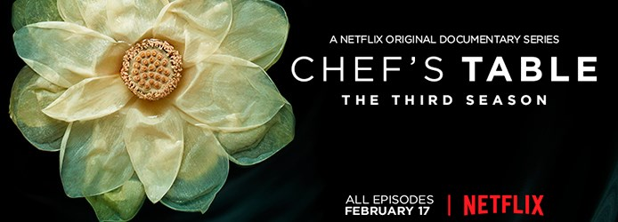 Chef's Table | Season 3, Netflix