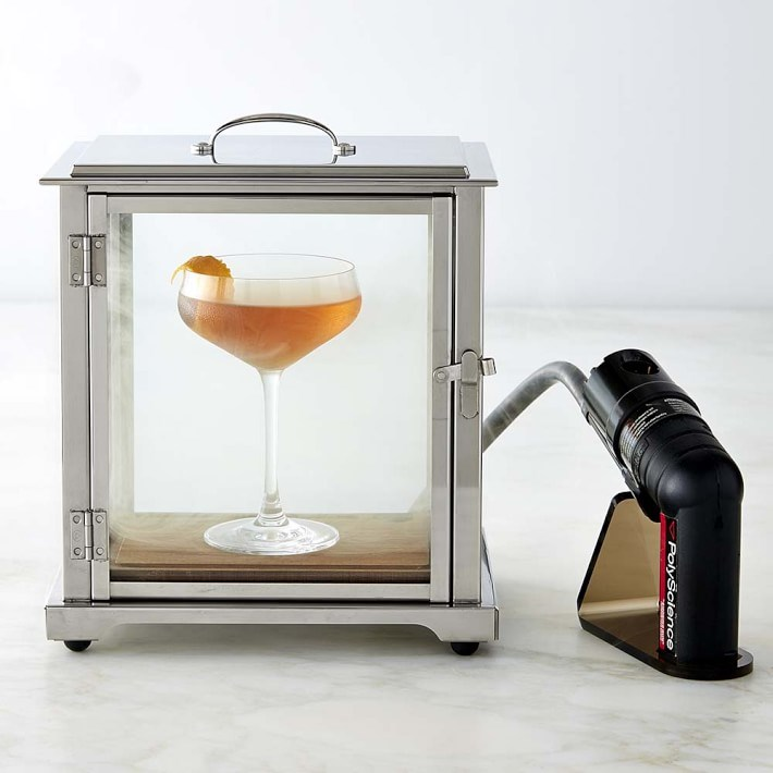 cocktail smoker box