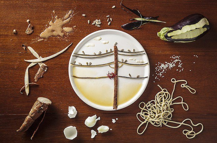 food art anne kevile joyce