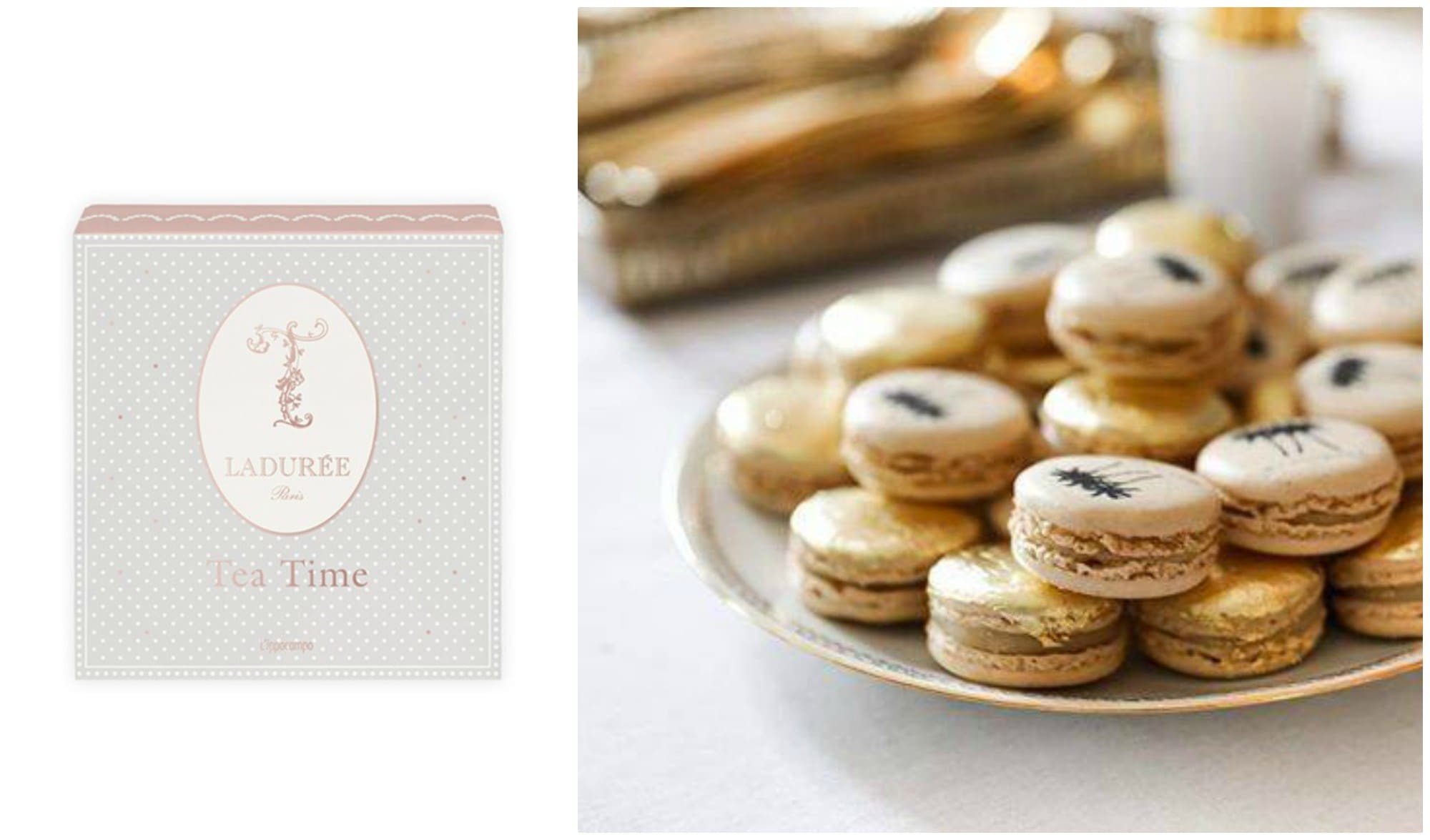 Ladurée Tea Time