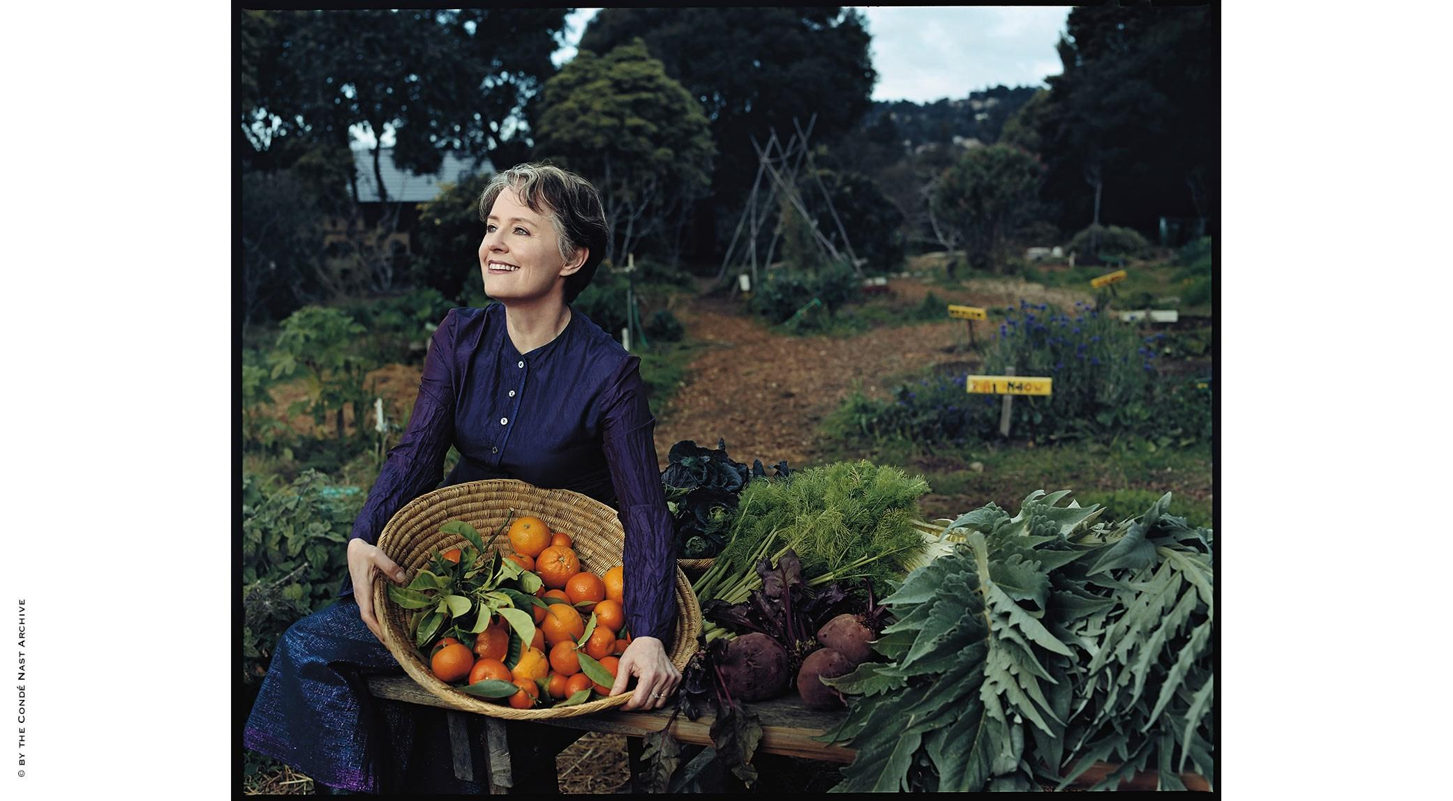 Norman Jean Roy, Alice Waters