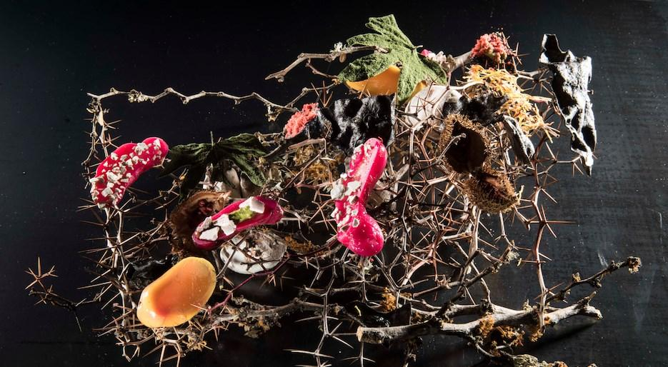 Virgilío Martinez: il piatto