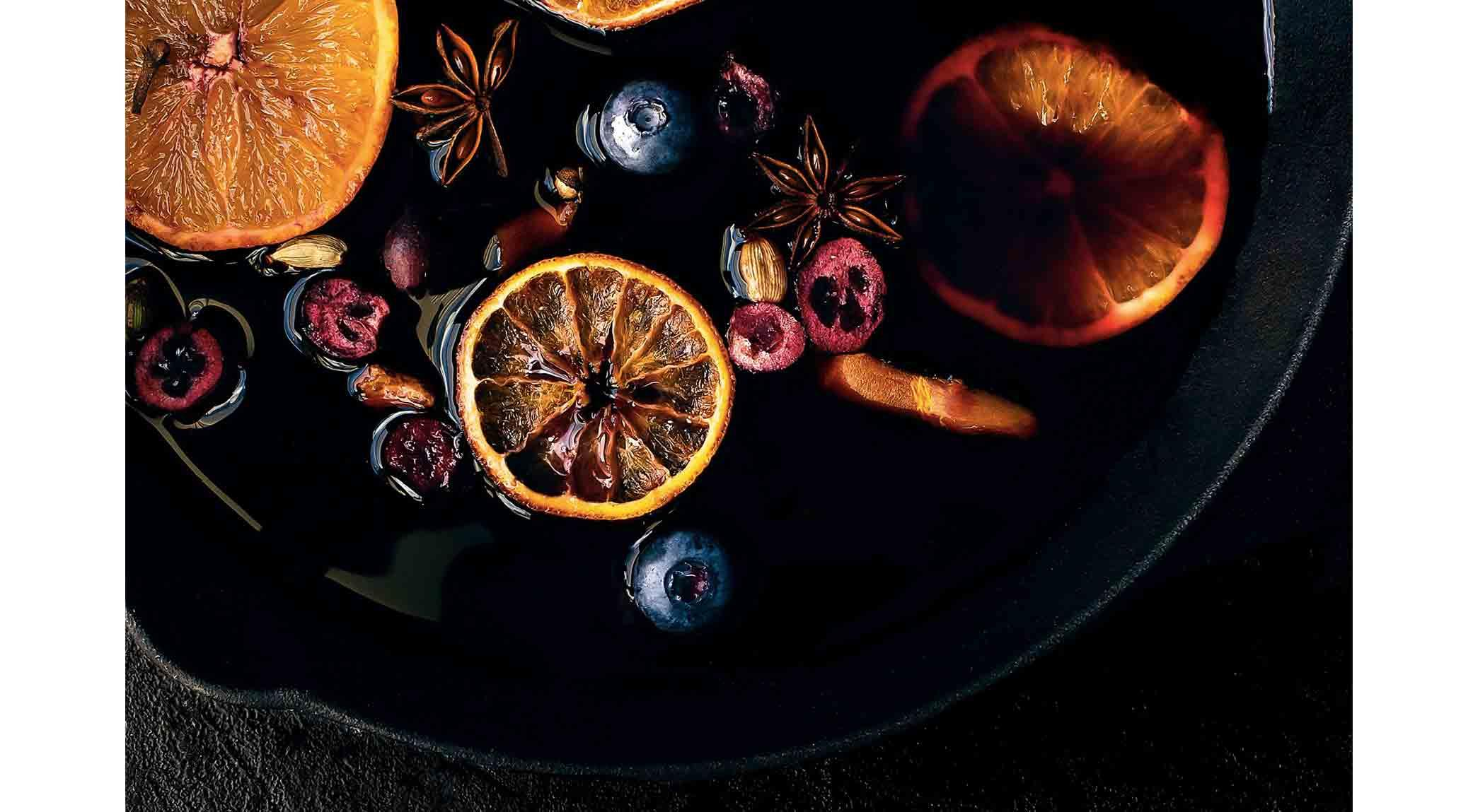 Mulled Wine by Alex Forbes