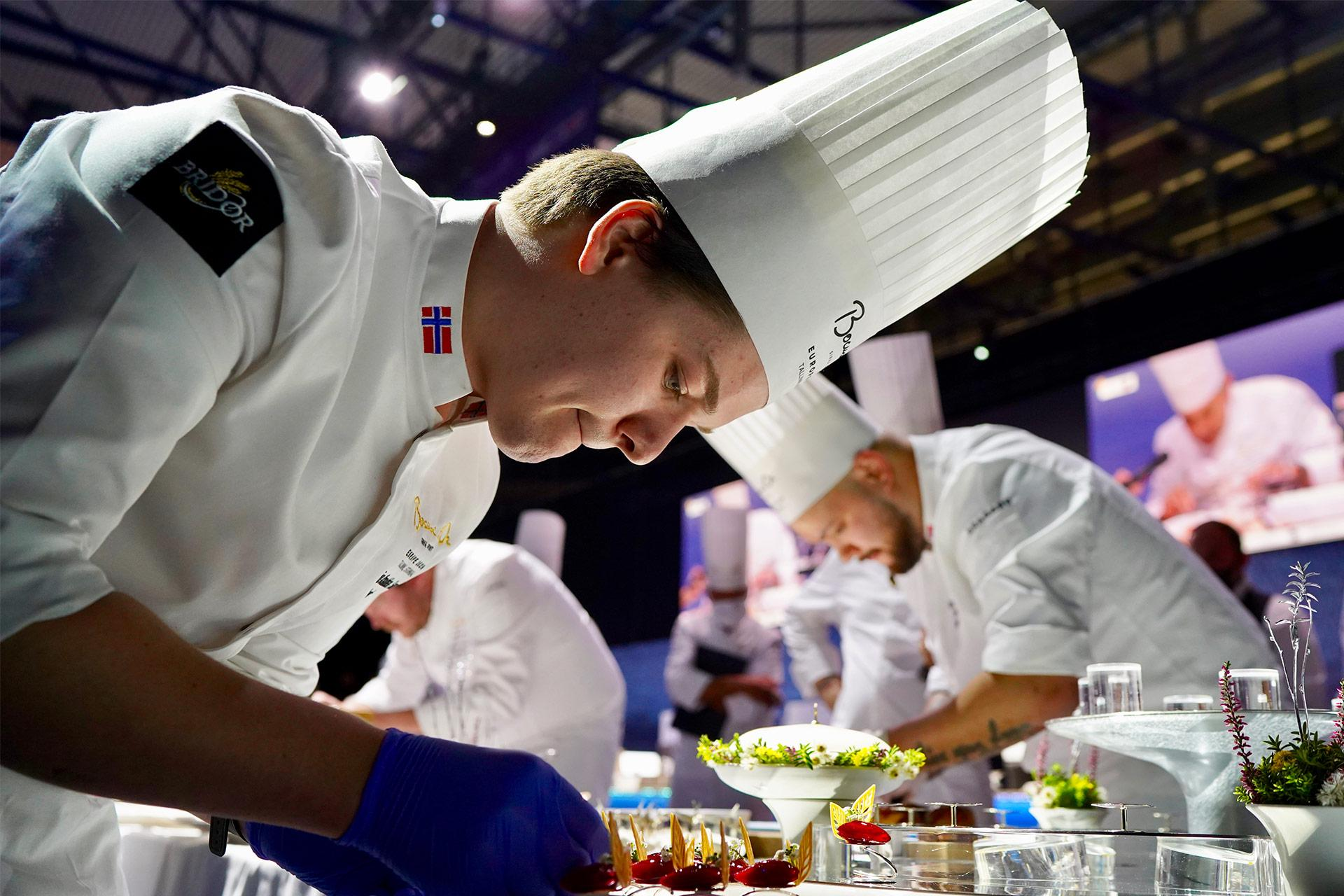 Bocuse d'Or Europe 2020