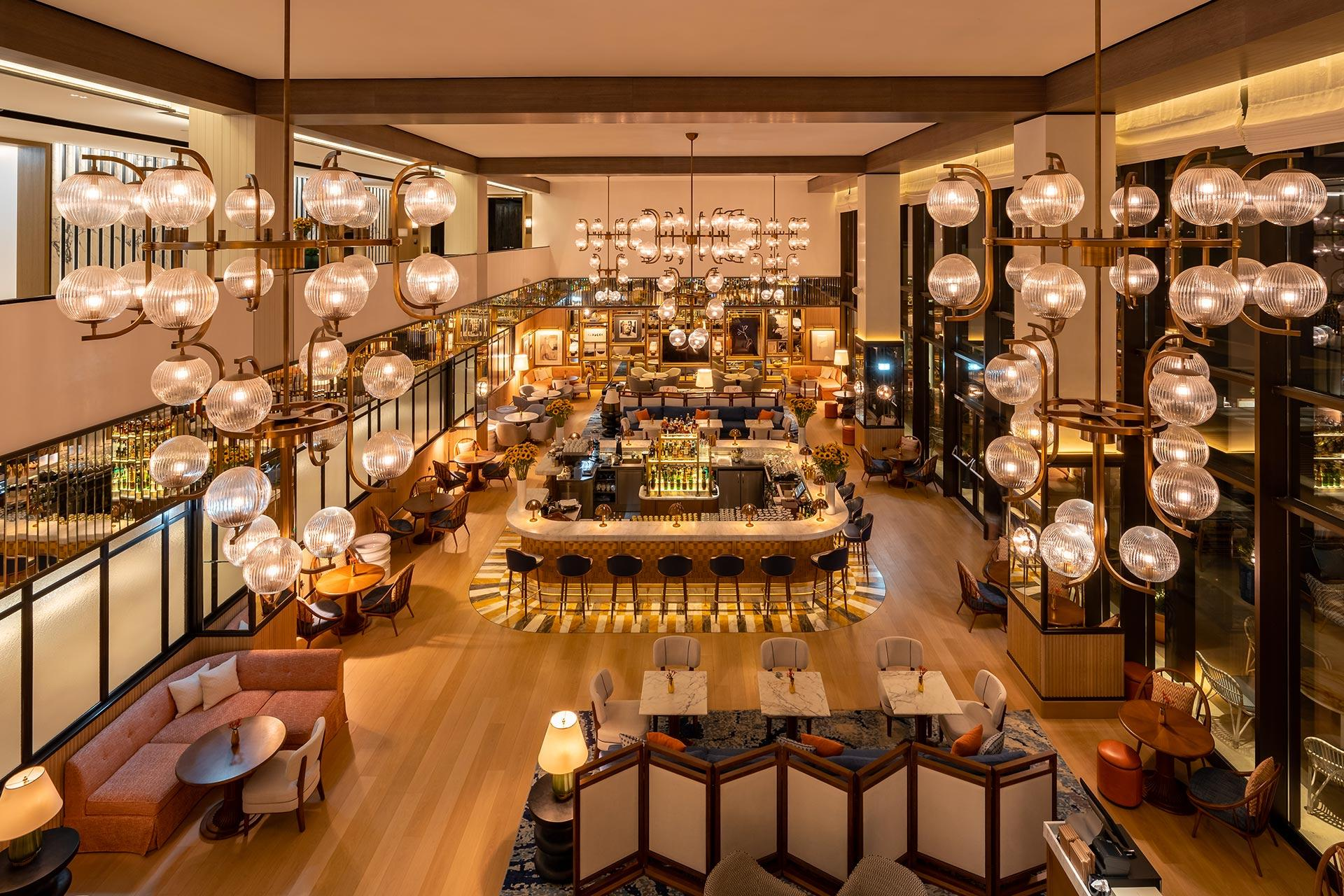 Avra Lounge at Four Seasons Astir Palace Hotel Athens