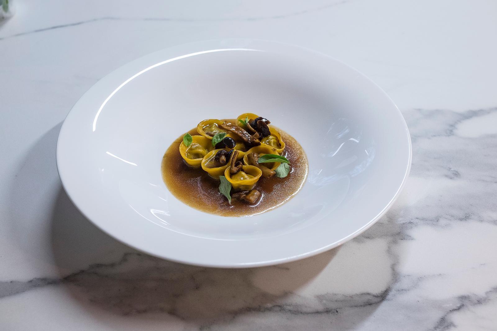 Villa Naj - Chef Alessandro Proietti Refrigeri