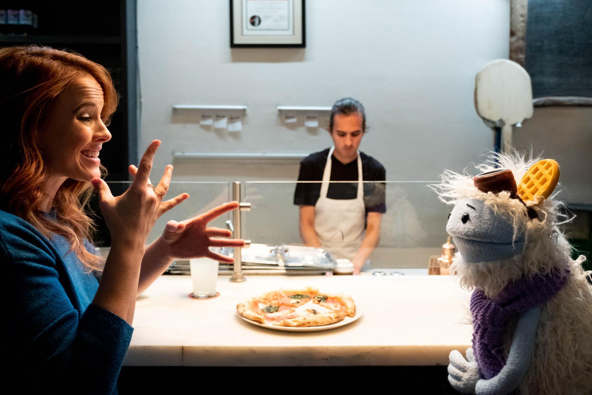 Waffles + Mochi con Michelle Obama | Katie Leclerc