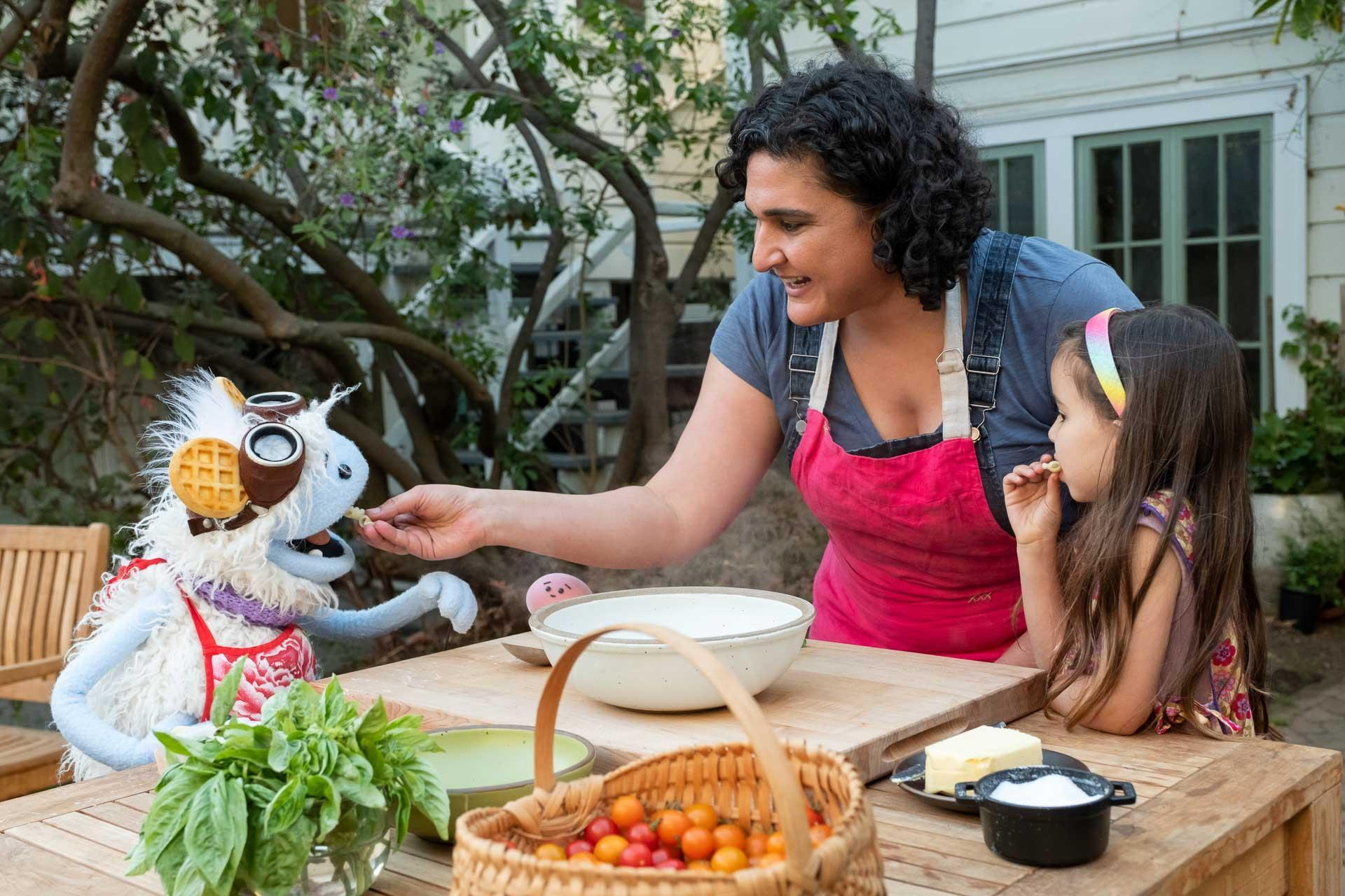 Waffles + Mochi con Michelle Obama | Samin Nosrat