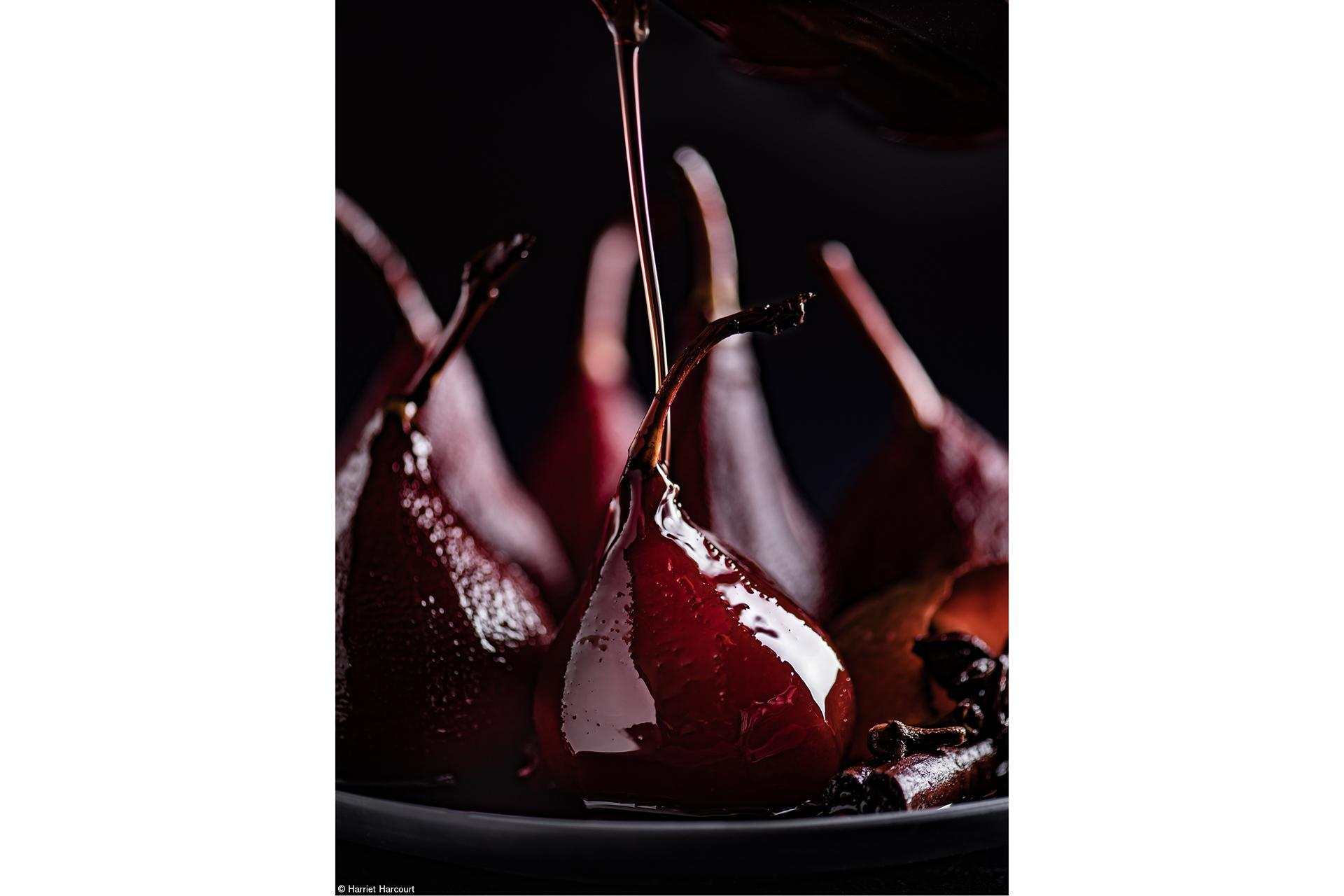 Portraiture - Harriet Harcourt - Mulled Pears
