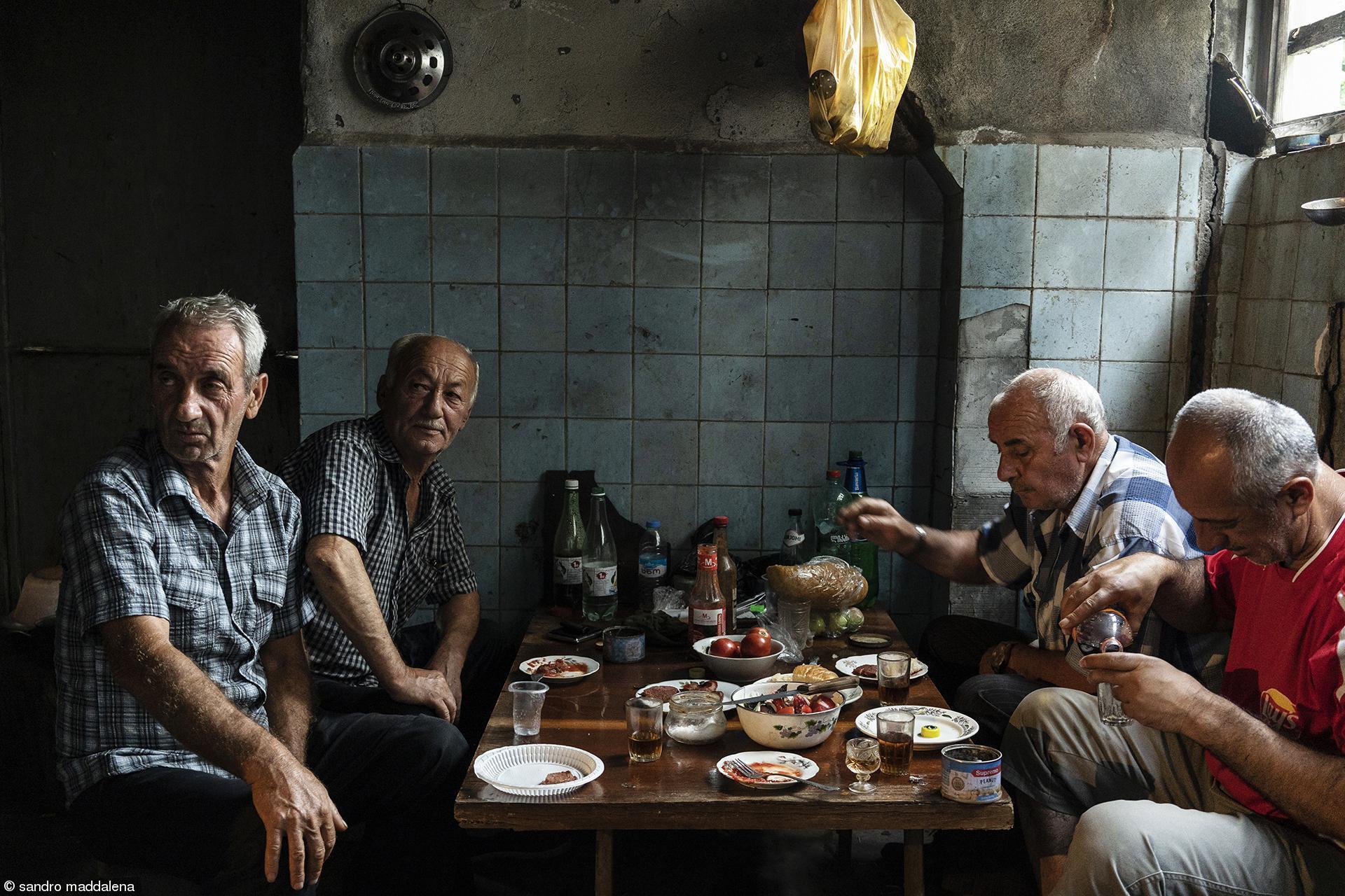 Politics - Sandro Maddalena - Old friends - Lo Res