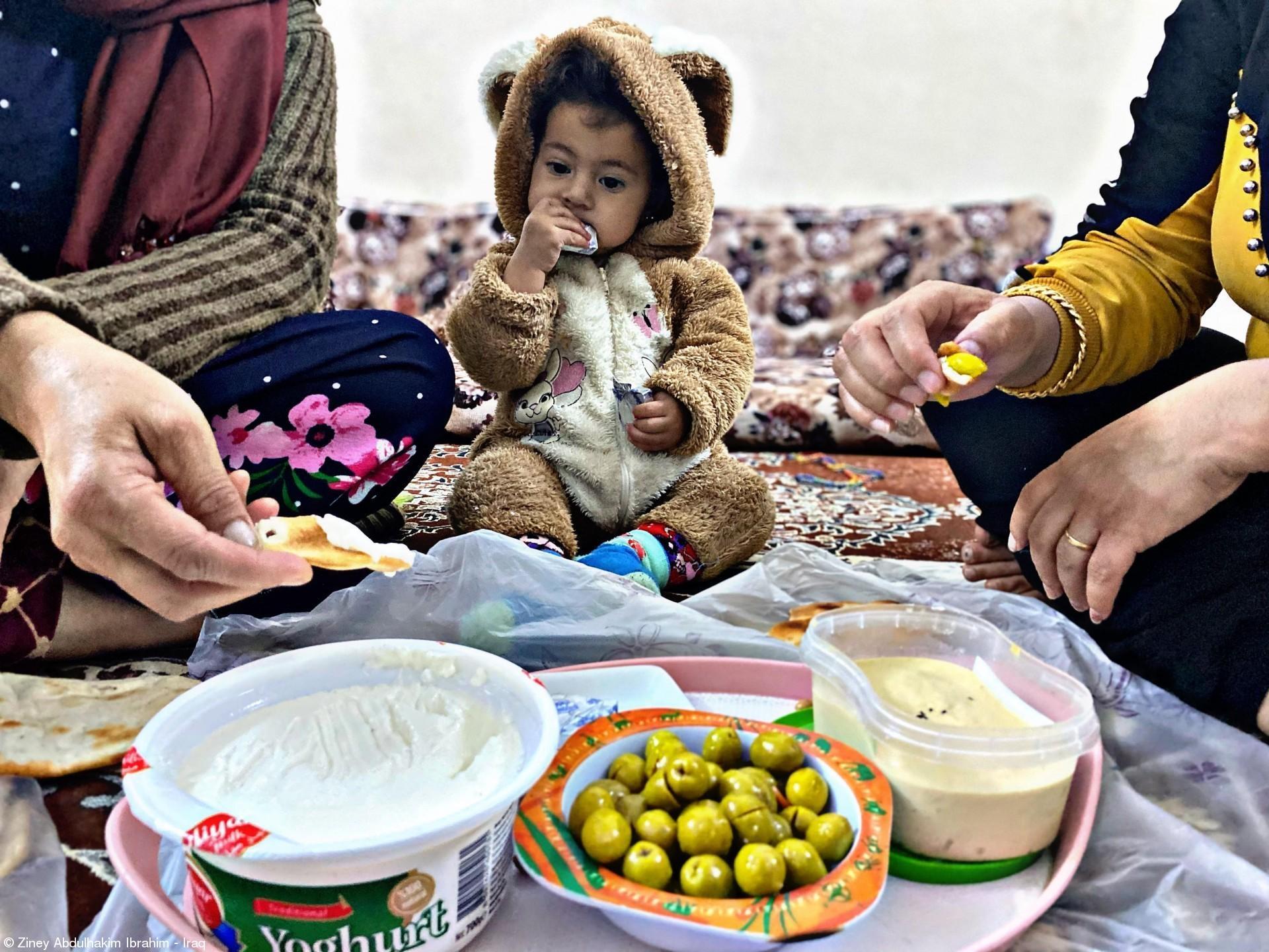 Storytellers - Ziney Abdulhakim Ibrahim - Iraq - Family