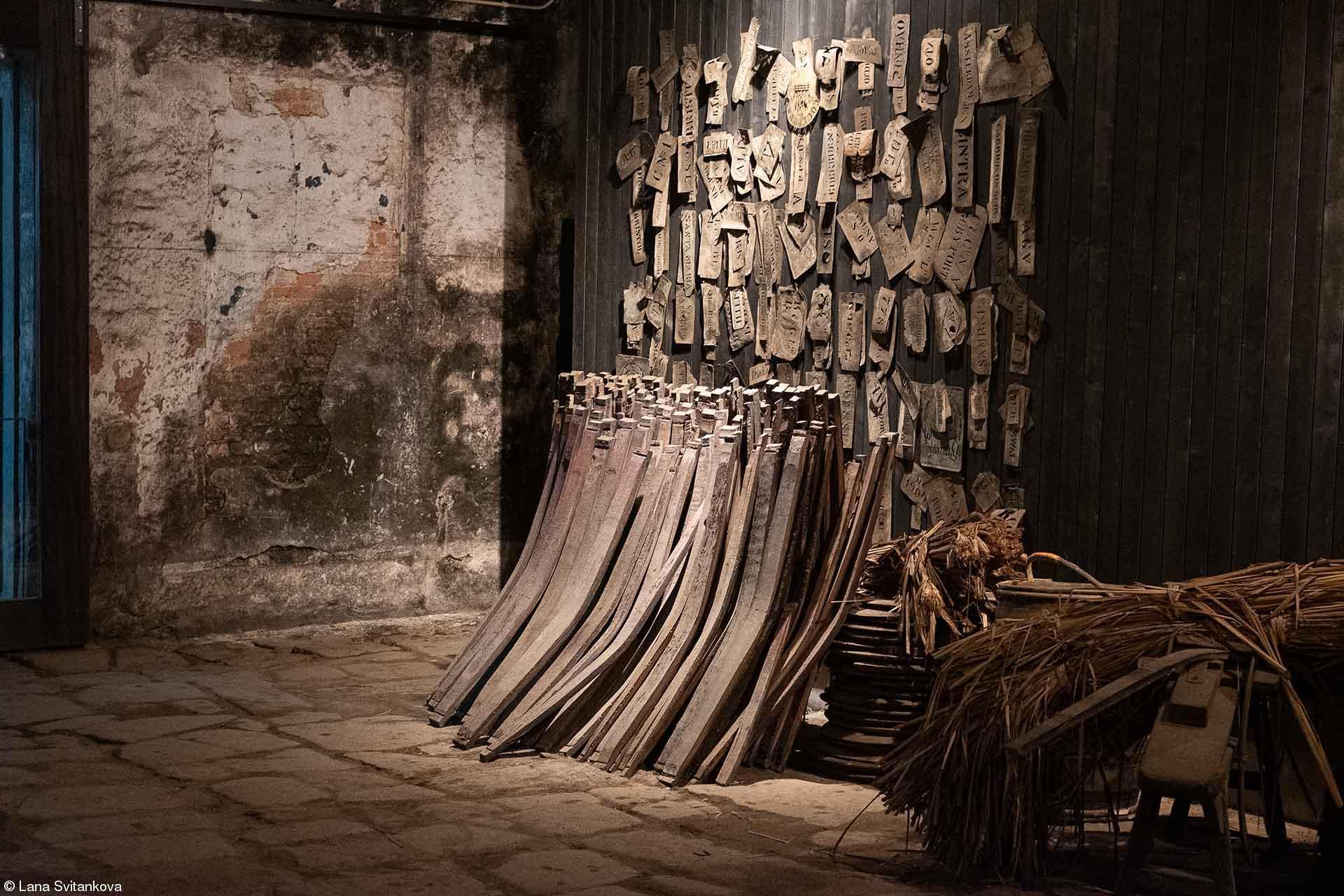 Errazuriz Places - Lana Svitankova The vanishing Craft