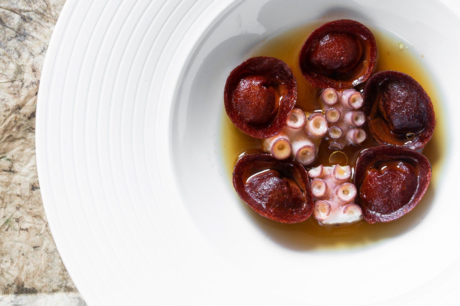 Pepe - Mirazur New Moon menu