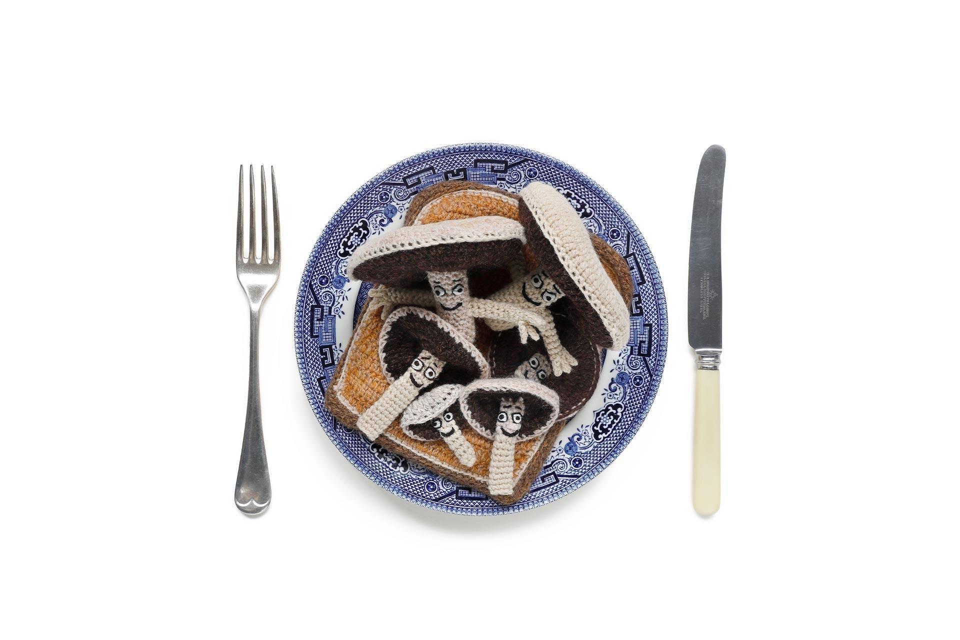 Kate Jenkins Food Art