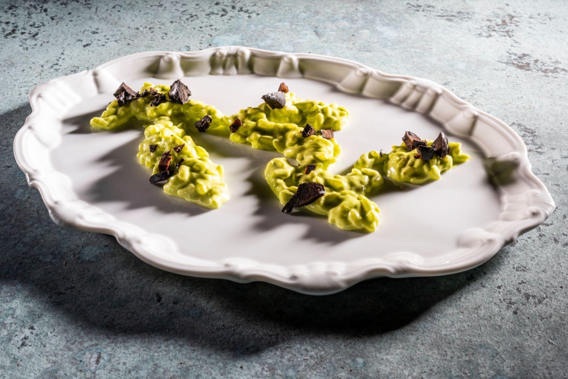 Riccardo Camanini piatti