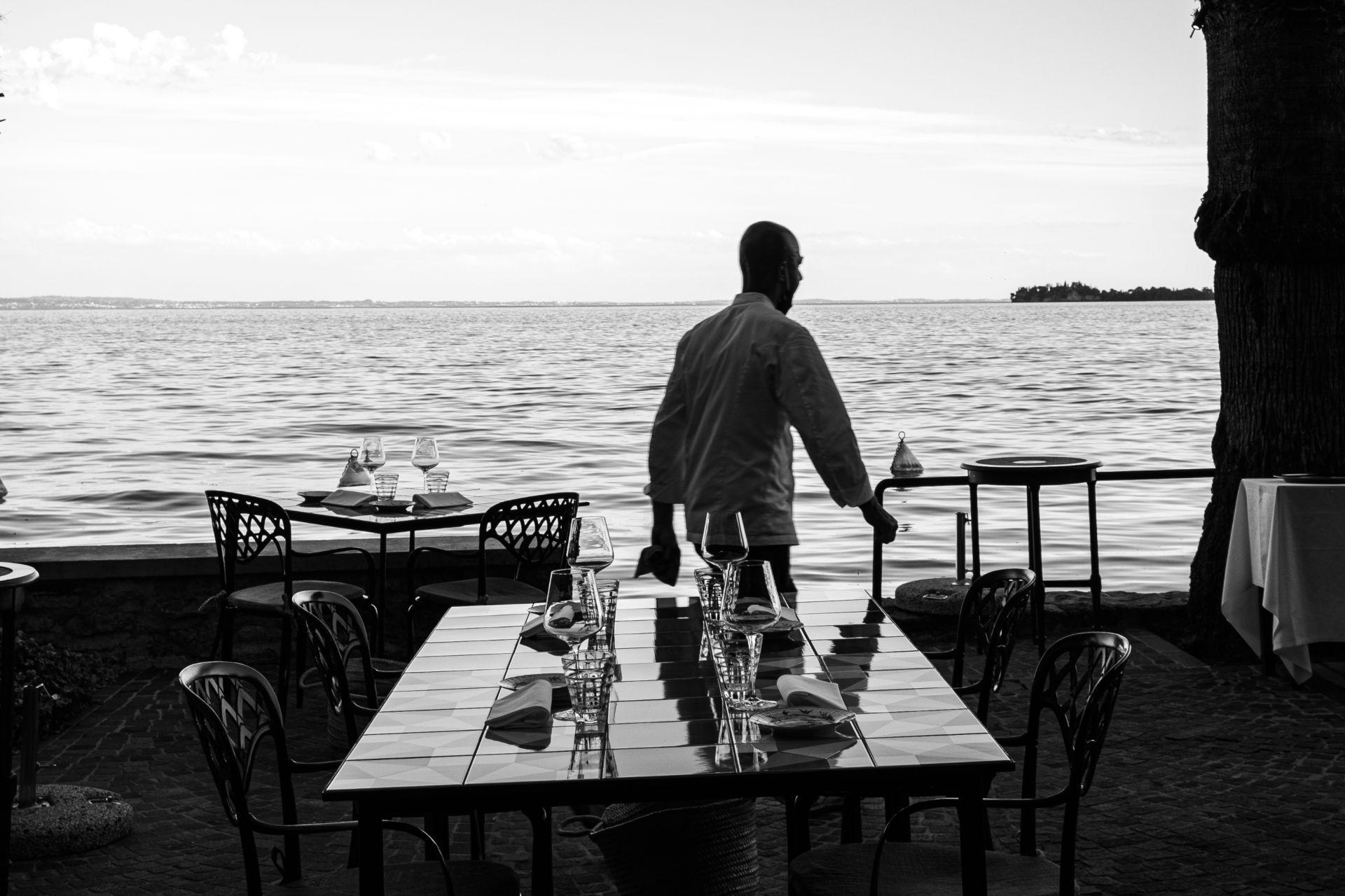 Lido 84 - il ristorante