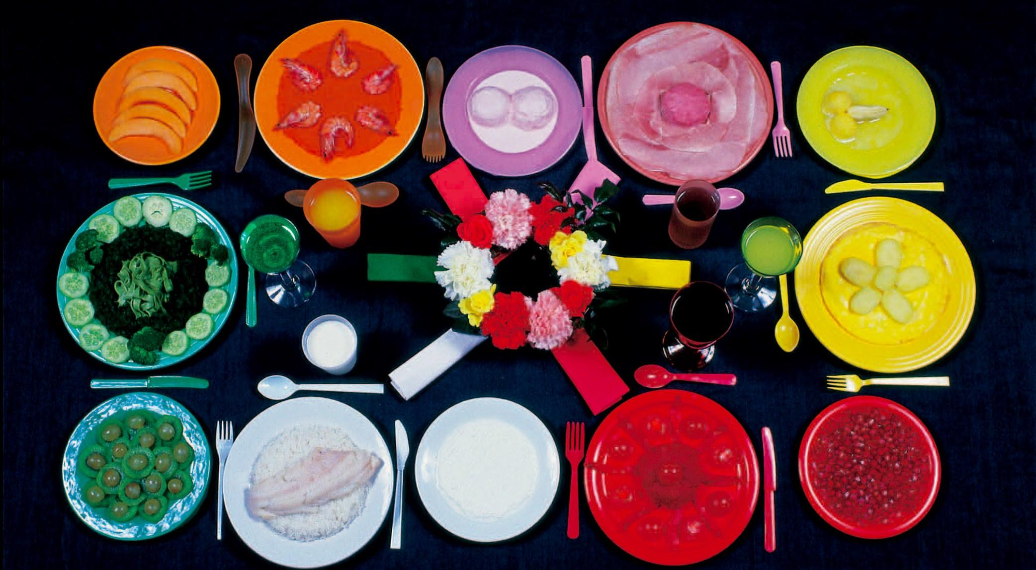 Mostra-Gola-Triennale-CALLE-Chromatic-Diet--Dimanche-o-r-b-v-j-rose-