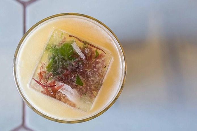 Seaweed-Cocktail