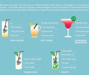 cocktail-meno-calorici-infografica