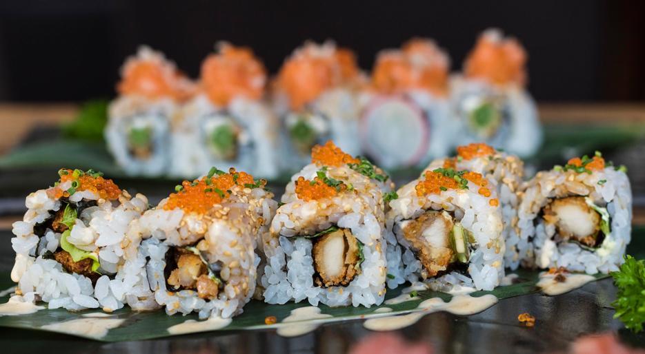 Ricetta Per Uramaki.La Ricetta Dell Uramaki Con Pollo Fritto
