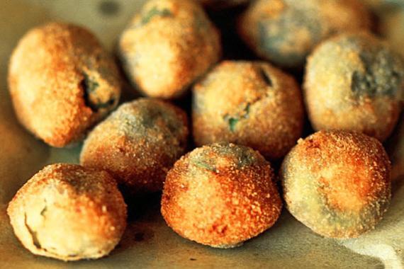 Ricetta X Olive Ascolane.Ricetta Olive Ascolane La Ricetta Originale Marchigiana