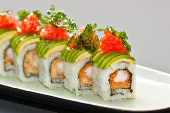 Uramaki Ricetta Facile.Ebi Uramaki La Ricetta Del Sushi Con Gambero Fritto Di Shinto